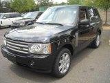 2007 Buckingham Blue Metallic Land Rover Range Rover HSE #16112564