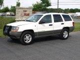 2002 Stone White Jeep Grand Cherokee Laredo 4x4 #16107996