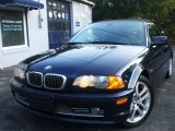 2001 Orient Blue Metallic BMW 3 Series 330i Convertible #16220755