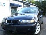 2003 Orient Blue Metallic BMW 3 Series 325xi Sedan #16220756