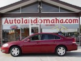 2006 Sport Red Metallic Chevrolet Impala LT #16224612