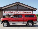 1996 Dodge Ram 1500 Flame Red