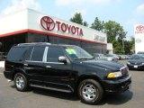 1999 Black Clearcoat Lincoln Navigator 4x4 #16221910