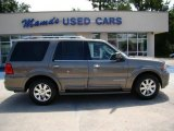 2003 Mineral Grey Metallic Lincoln Navigator Luxury #16225242