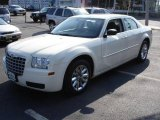 2008 Cool Vanilla White Chrysler 300 LX #16211266