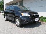 2007 Nighthawk Black Pearl Honda CR-V EX 4WD #16225580