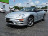 2003 Sterling Silver Metallic Mitsubishi Eclipse Spyder GTS #16277821