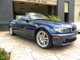 2004 Mystic Blue Metallic BMW 3 Series 330i Convertible #16277008