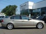 2009 Platinum Bronze Metallic BMW 3 Series 328i Sedan #16264599