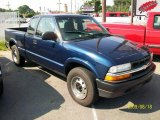 2003 Chevrolet S10 Extended Cab 4x4 Data, Info and Specs