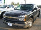 2004 Dark Gray Metallic Chevrolet Silverado 1500 LS Extended Cab #16271846