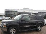 2005 Black Chevrolet Tahoe LS #16276271