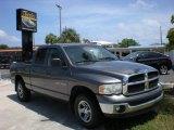 2003 Graphite Metallic Dodge Ram 1500 SLT Quad Cab 4x4 #16274239