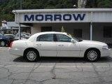 2004 Ceramic White Tri-Coat Lincoln Town Car Ultimate #16268074