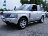 2006 Zambezi Silver Metallic Land Rover Range Rover HSE #16261261