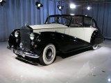 1952 Rolls-Royce Silver Wraith Park Ward 144 Data, Info and Specs