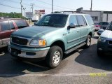 1998 Vermont Green Metallic Ford Expedition XLT 4x4 #16277843