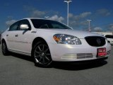 2006 White Gold Flash Tricoat Buick Lucerne CXL #16262827