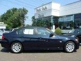 2007 Monaco Blue Metallic BMW 3 Series 328i Sedan #16264583
