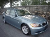 2007 Arctic Metallic BMW 3 Series 328i Sedan #16267256