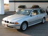 2000 Titanium Silver Metallic BMW 5 Series 528i Wagon #16330321