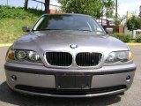 2004 Silver Grey Metallic BMW 3 Series 325i Sedan #16330573