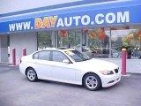 2008 Alpine White BMW 3 Series 328xi Sedan #16323127