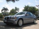 2005 Silver Grey Metallic BMW 3 Series 325i Sedan #16321032