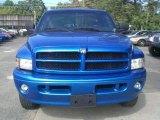 2001 Intense Blue Pearl Dodge Ram 1500 SLT Club Cab 4x4 #16326848