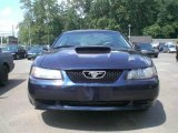 2003 True Blue Metallic Ford Mustang V6 Coupe #16326847