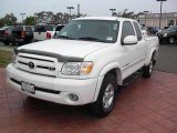 2005 Natural White Toyota Tundra Limited Access Cab #16334021
