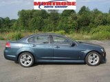 2009 Pacific Slate Metallic Pontiac G8 Sedan #16334774