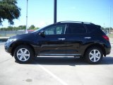 2009 Super Black Nissan Murano S AWD #16335617