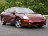 2003 Ultra Red Pearl Mitsubishi Eclipse GS Coupe #16333157