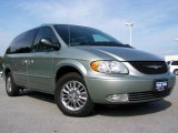 2003 Satin Jade Pearl Chrysler Town & Country Limited #16319127
