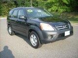 2006 Nighthawk Black Pearl Honda CR-V LX 4WD #16319877