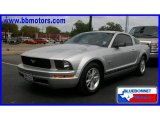2009 Brilliant Silver Metallic Ford Mustang V6 Coupe #16334963