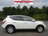2006 Pearl White Nissan Murano S AWD #16334759