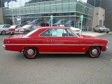 1967 Chevrolet Chevy II Nova 2 Door Hardtop Data, Info and Specs