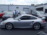 2008 GT Silver Metallic Porsche 911 GT2 #1631668