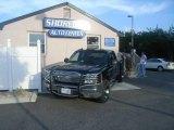 2003 Black Chevrolet Silverado 1500 LT Extended Cab 4x4 #16390099