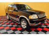 2003 Black Ford Explorer Eddie Bauer 4x4 #16389480