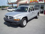 2003 Bright Silver Metallic Dodge Dakota SXT Club Cab #16375851