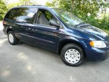 2003 Midnight Blue Pearl Chrysler Town & Country LX #16383480