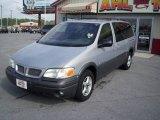2000 Pontiac Montana Silvermist Metallic