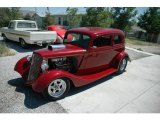 Ford Model B 1933 Data, Info and Specs
