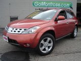 2004 Sunlit Copper Metallic Nissan Murano SL AWD #16374795