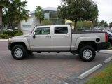 2009 Boulder Gray Metallic Hummer H3 T Alpha #16387353