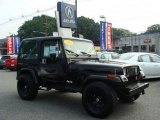 1990 Jeep Wrangler Black
