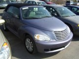 2007 Opal Gray Metallic Chrysler PT Cruiser Convertible #1621957